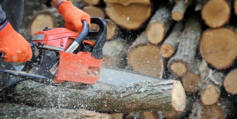 Transform Your Deck with Elegant Log Furniture