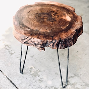 Adding Live Edge Furniture to Your Home