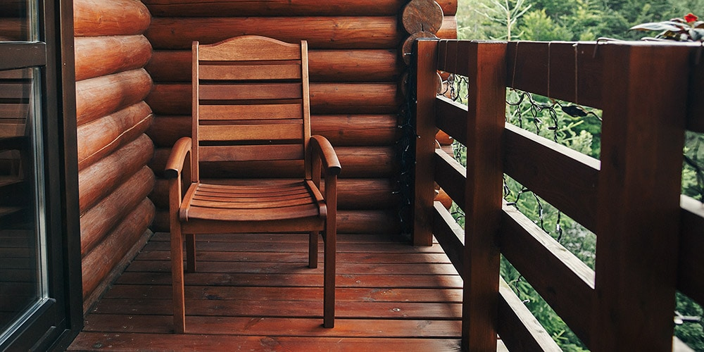 Log Furniture – Separating Your Home From the Crowd